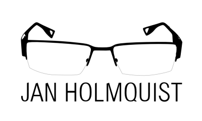Jan Holmquist - Logo